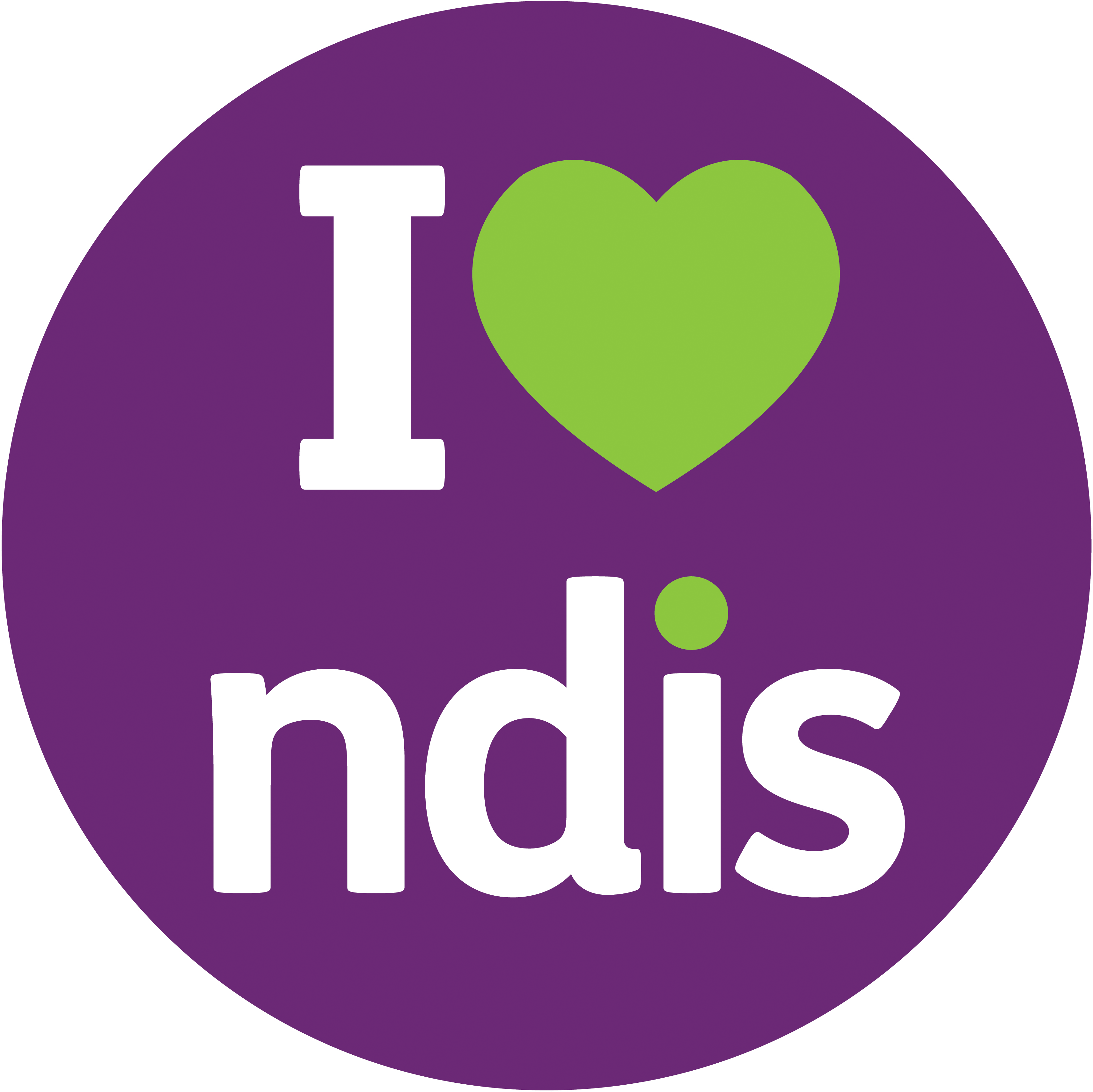 I Love the NDIS