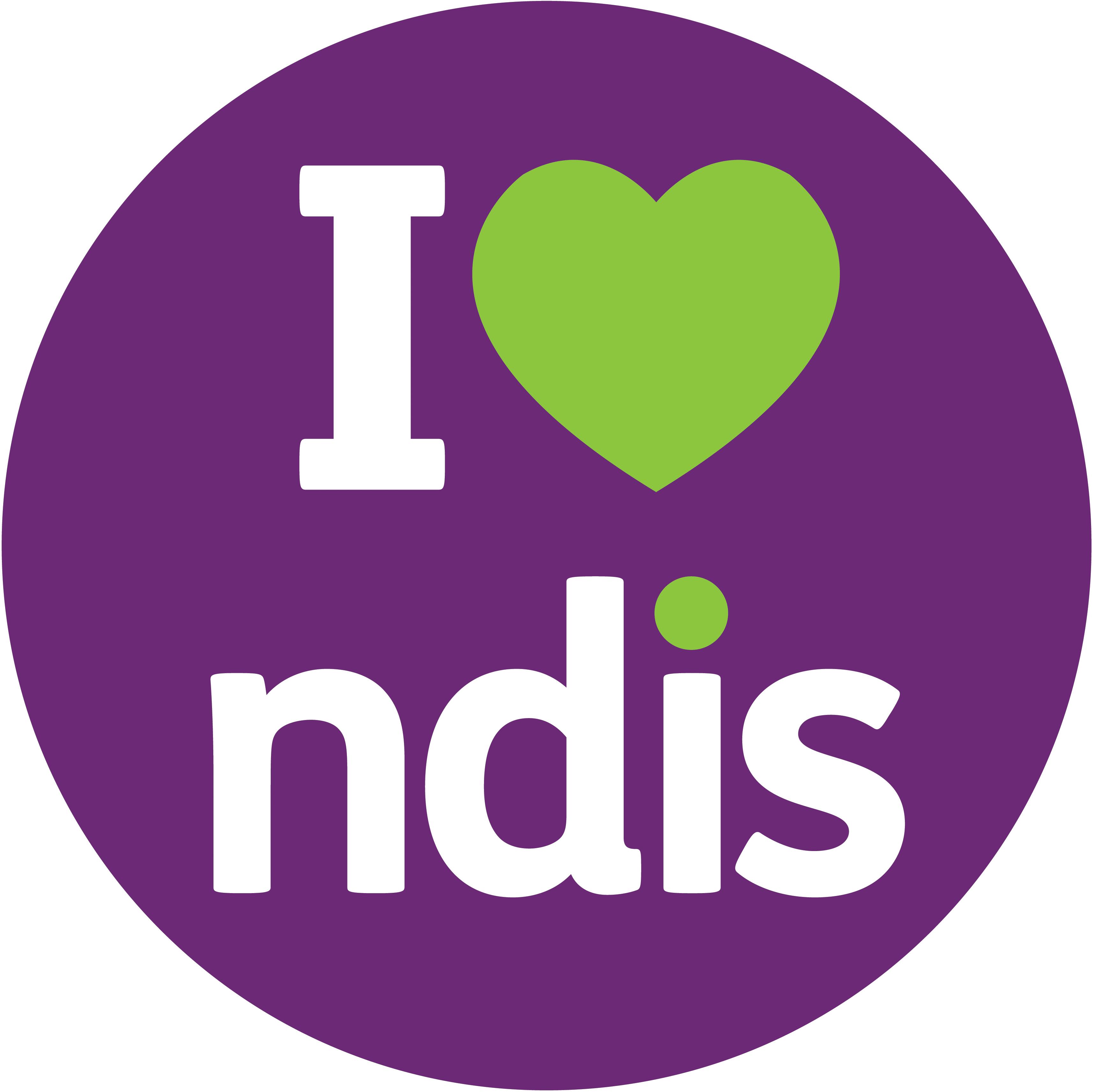 I Love the NDIS