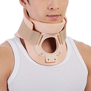 Cervical Collar Philly Style Lge 4 1/4in