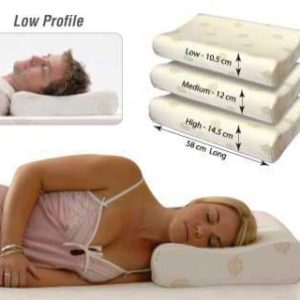 Pillow Bed Naturelle Latex HIGH