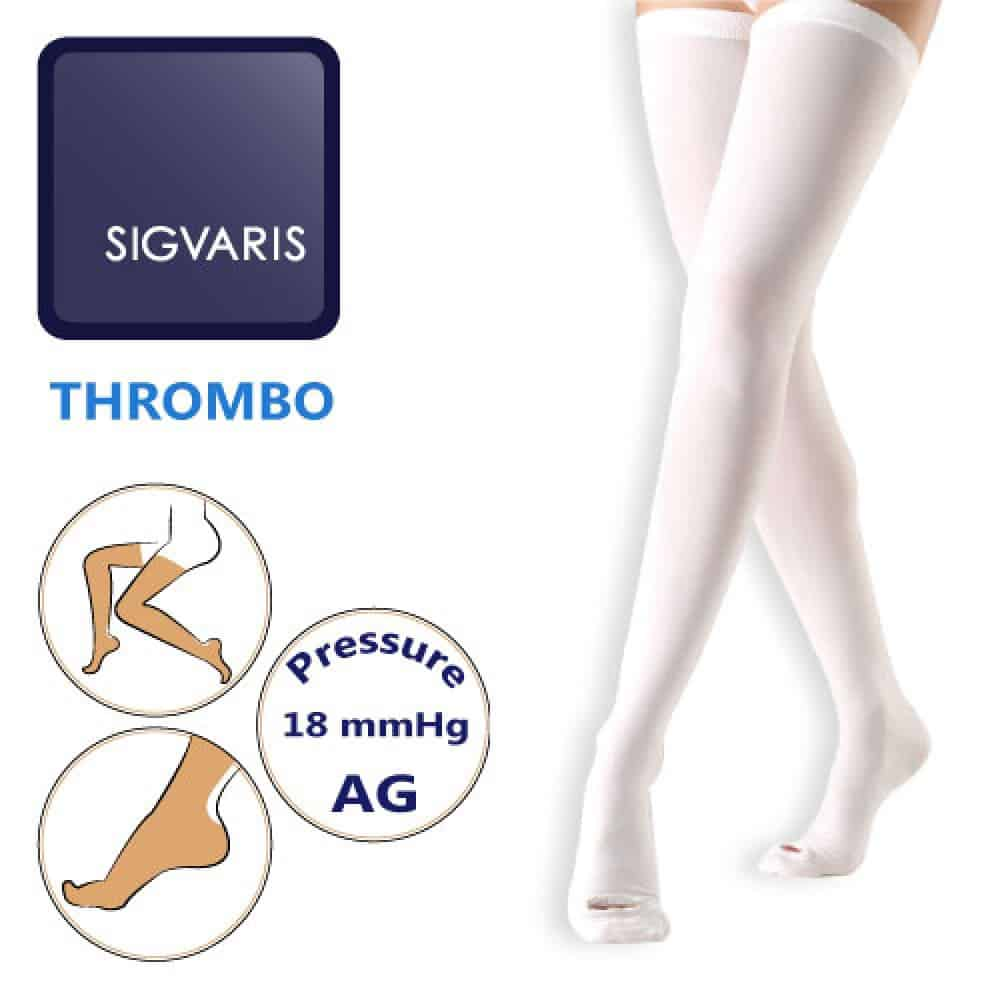 Compress Stocking Thrombo-X AG XLS