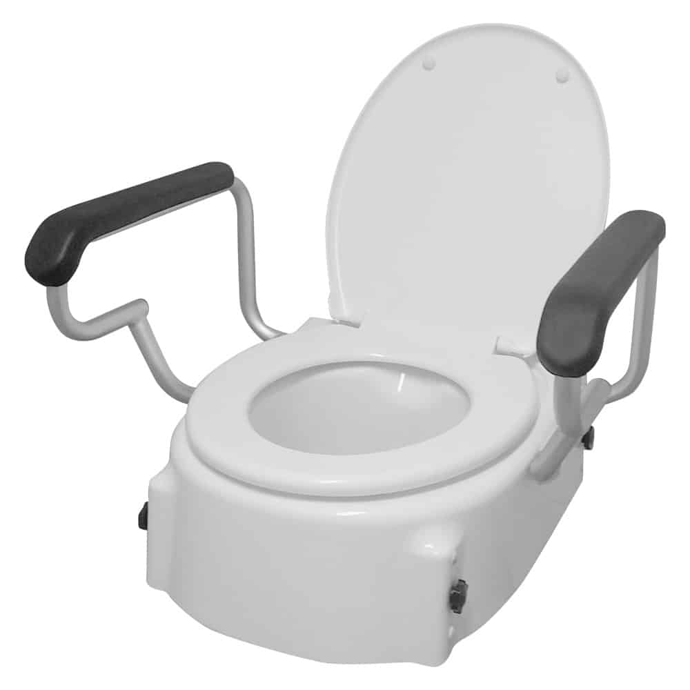 Toilet Raiser Adjustable Better Living 136kg
