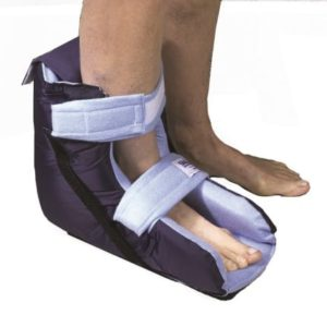 Heel Float Walker Boot Large/Bariatric