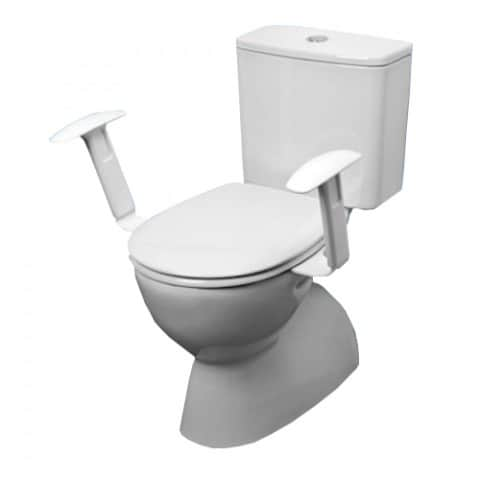 Toilet Frame Numo Arms 530mm