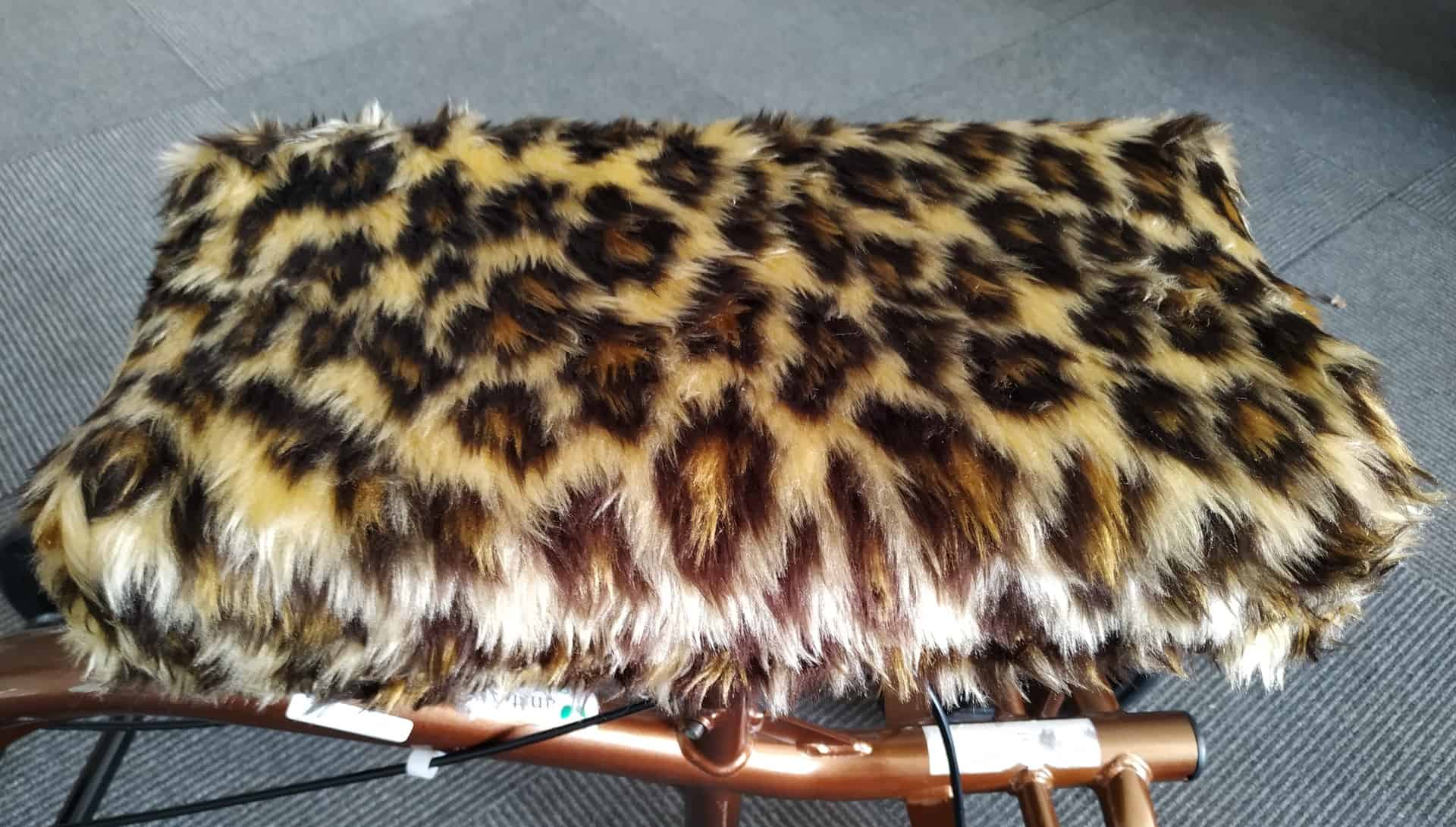 Knee Walker Knee Pad Cover Leopard