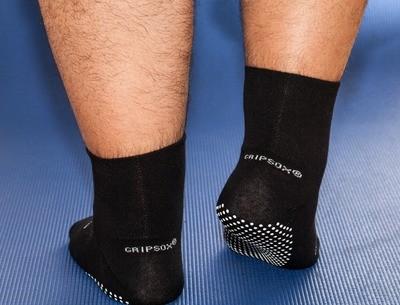 Sock Gripsox Stretch Top XL BLACK