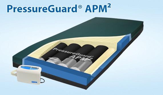 APM2 Pressure Guard Mattress King Single